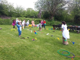 Sports day activity